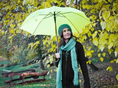 What to Wear in Vancouver in November