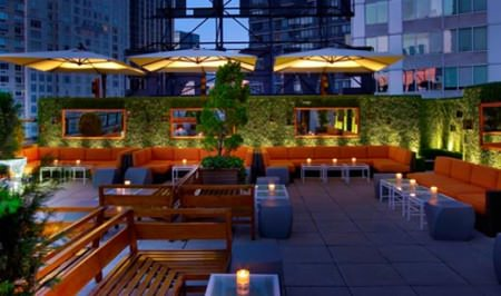 Rooftop Bars NYC Under 21