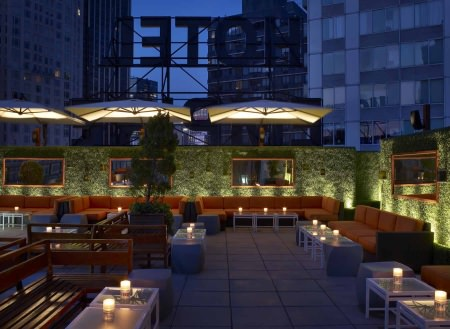 Rooftop Bars NYC West Side